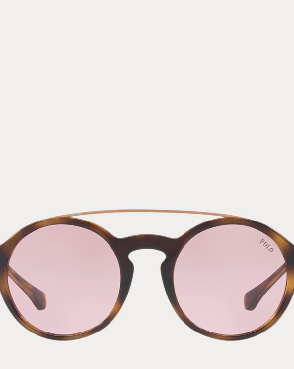 Keyhole-Bridge Sunglasses