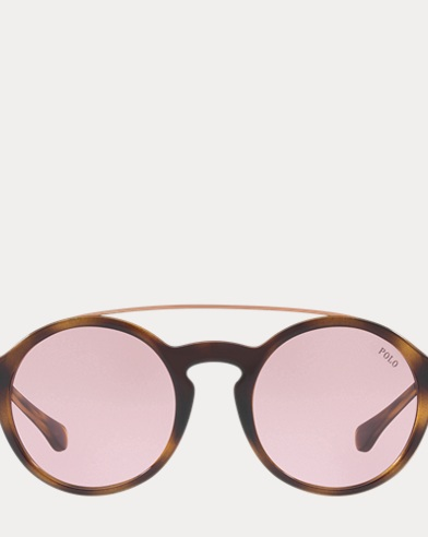 541098e404 Keyhole-Bridge Sunglasses. Polo Ralph Lauren. Keyhole-Bridge Sunglasses