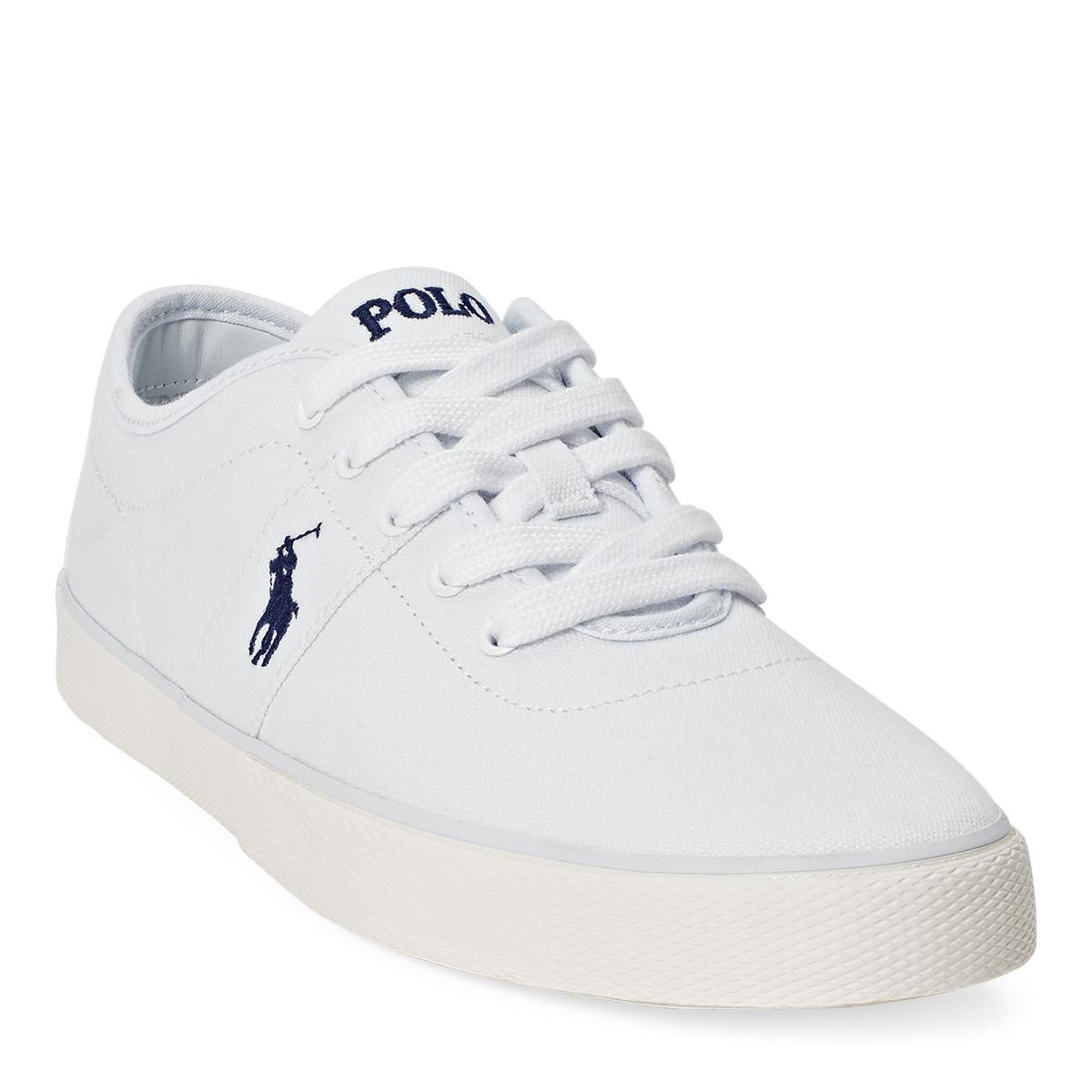 Uk Low Canvas SneakerRalph Halford Lauren Top 8Ok0wXPNn