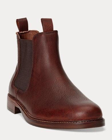 Normanton Leather Chelsea Boot