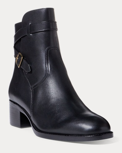 Bottines Mollie en cuir
