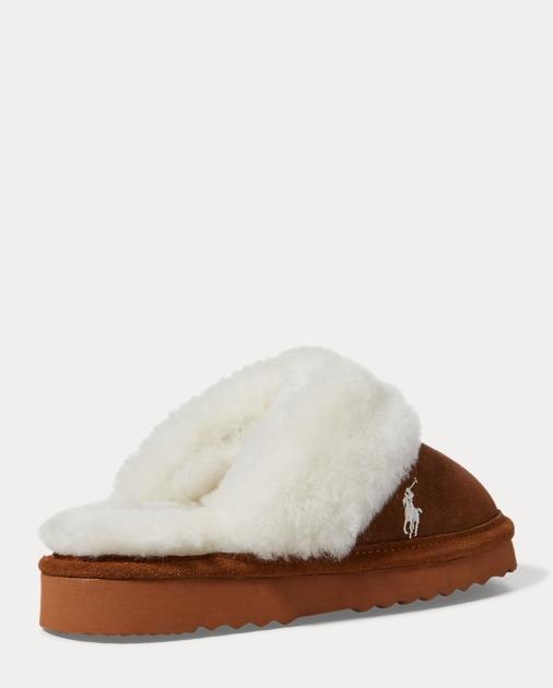 997eb73fada7 produt-image-2.0. produt-image-3.0. Women Shoes Charlotte Suede Slipper.  Polo Ralph Lauren