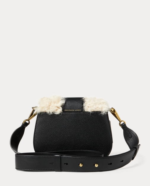91c8f264d01 Shearling Lennox Bag   Hobos   Shoulder Bags Handbags   Ralph Lauren