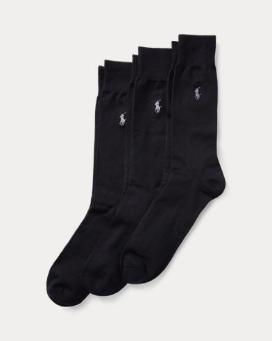 Supersoft Trouser Sock 3-Pack