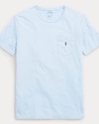 Maglietta in cotone Classic-Fit