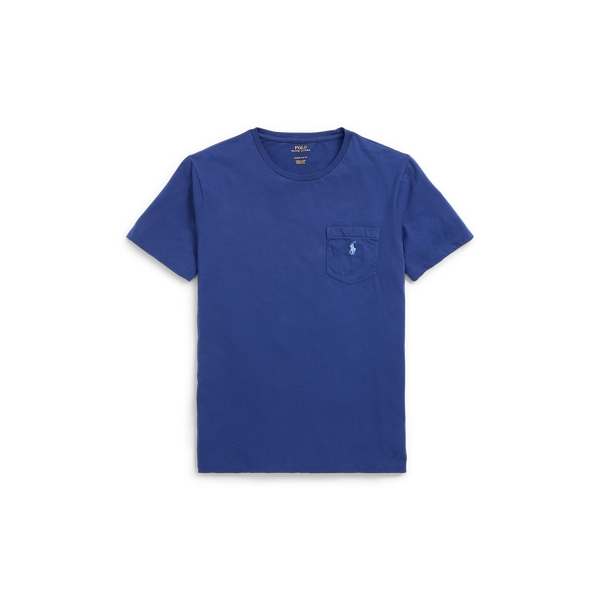 Ralph Lauren Classic Fit Cotton T-Shirt Fall Royal L Tall