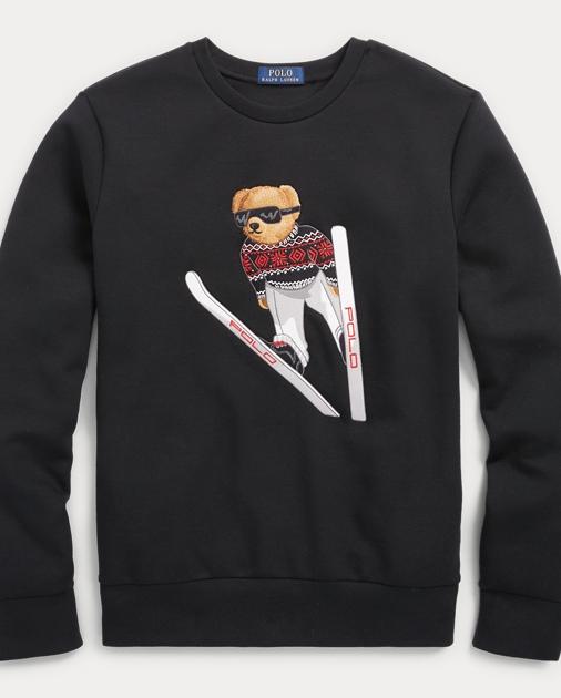 8ca08c878f4 Polo Ralph Lauren Polo Bear Crewneck Sweatshirt 1