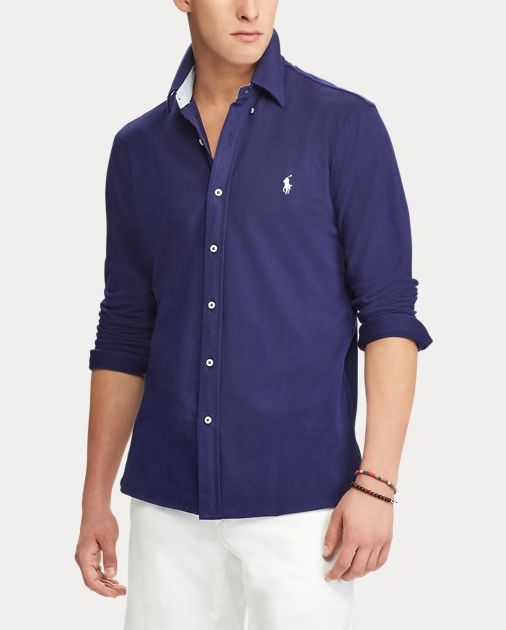 85e69e59 Polo Ralph Lauren Featherweight Mesh Shirt 3