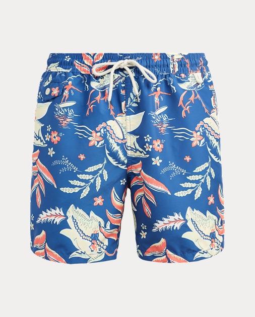 0cdfff3fcb Polo Ralph Lauren 5½-Inch Traveler Swim Trunk 1