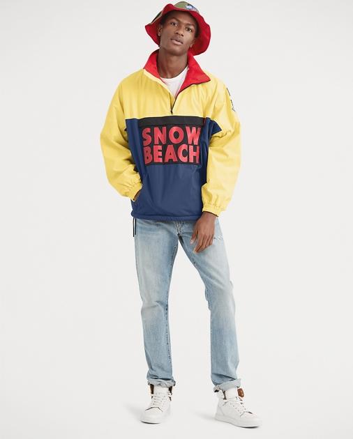 cc8000e6ca Polo Ralph Lauren Snow Beach Pullover 1