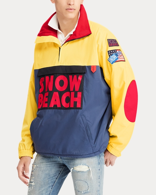 6296930024 Polo Ralph Lauren Snow Beach Pullover 4