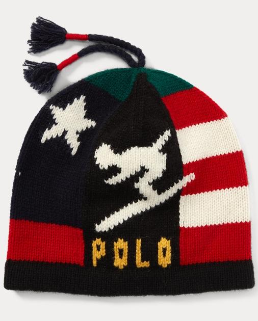 Polo Ralph Lauren Ski Merino-Blend Hat 1 337b3c1aa5fa