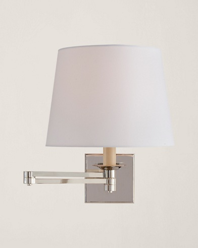 Evans Swing-Arm Sconce