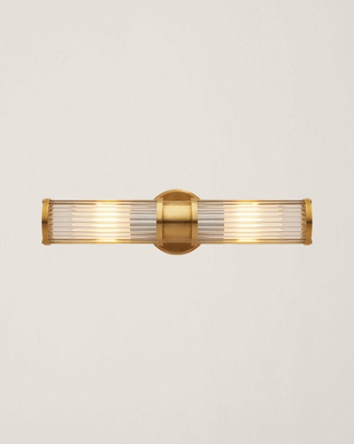 Allen Double-Light Sconce