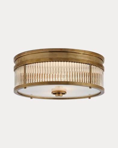 Allen Small Flush-Mount Light