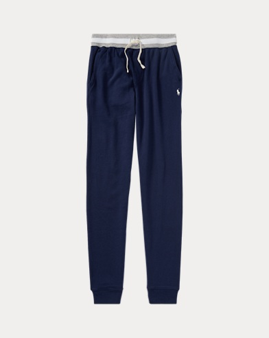 Cotton Spa Terry Pull-On Pant