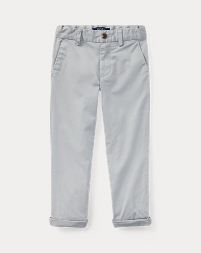 Stretch Cotton Skinny Chino
