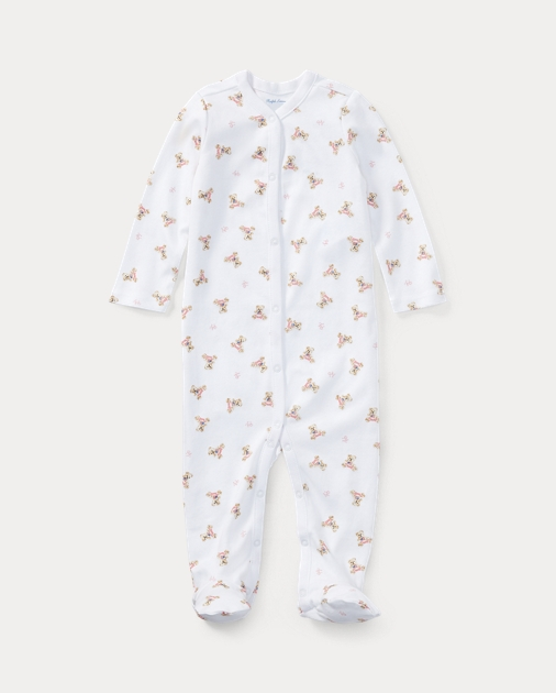 polo-bear-cotton-coverall by ralph-lauren