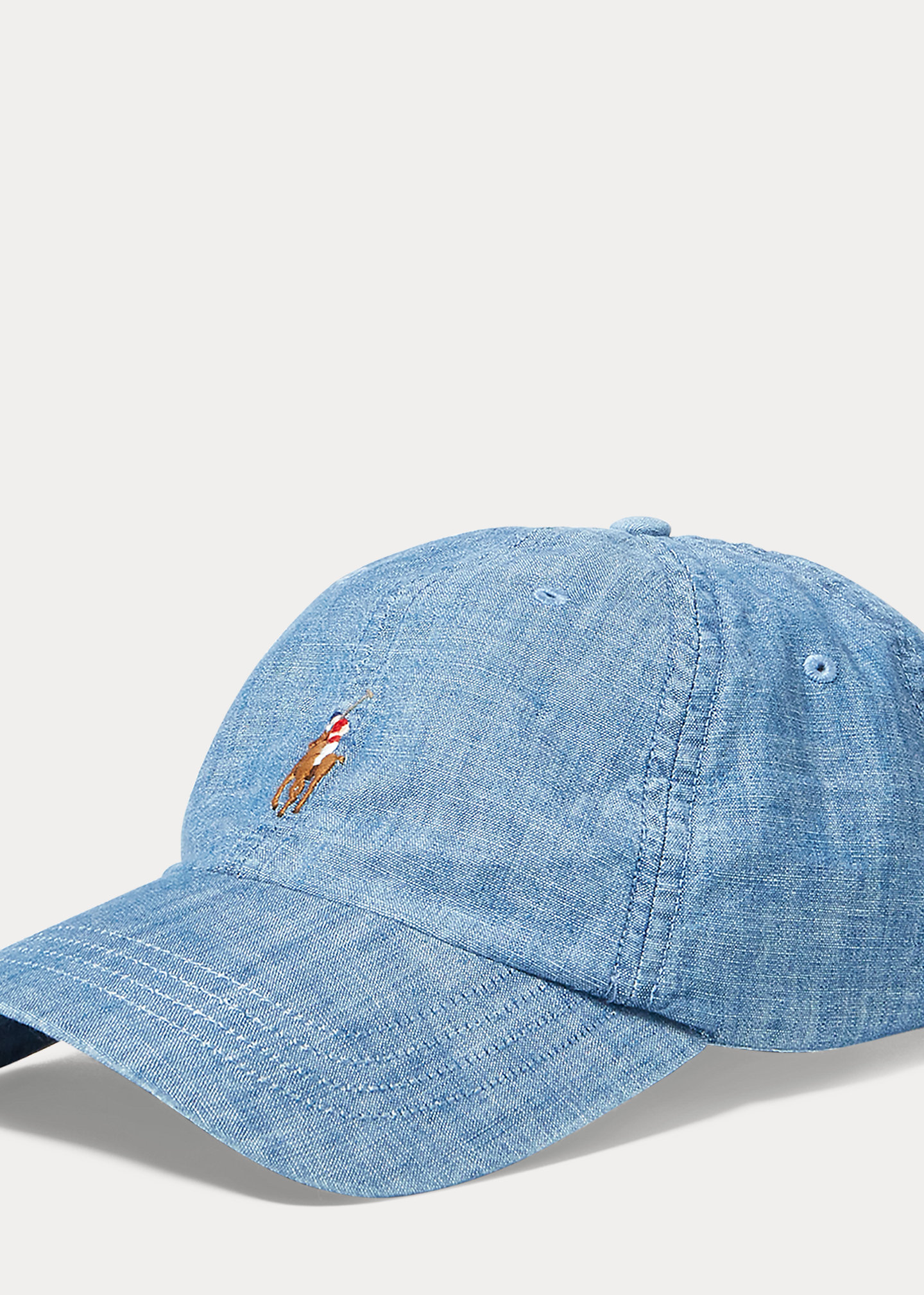 Polo Ralph Lauren Chambray Sports Cap 1