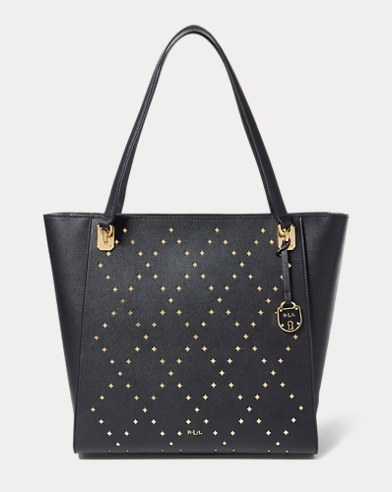 Perforated Elizabeth Tote