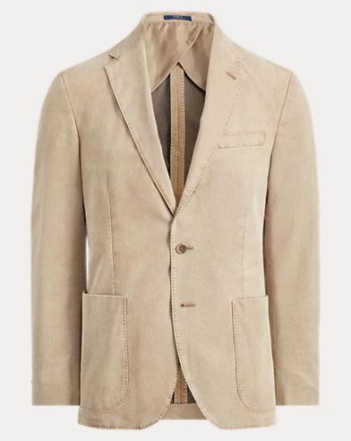 Morgan Twill Suit Jacket