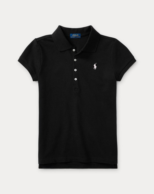 Kurzärmliges Polo