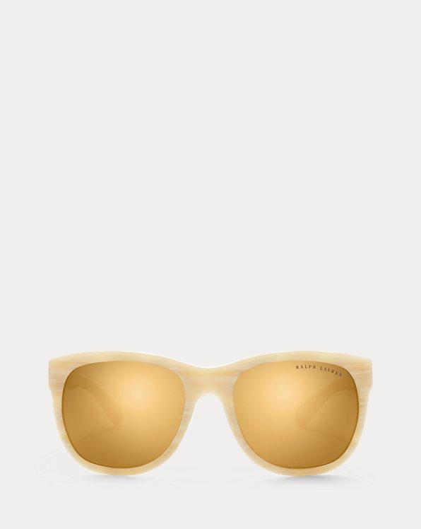 Klassische eckige Sonnenbrille