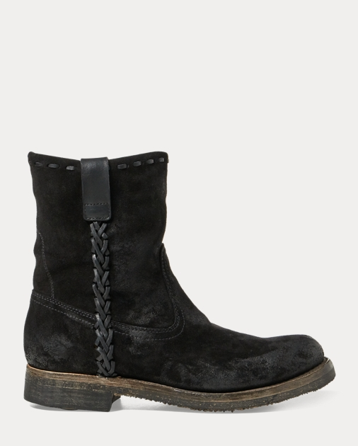 0f92ad0a6f2 Jerrod Oiled Suede Roper Boot