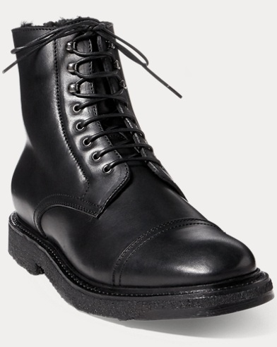 Trystan Vachetta Leather Boot