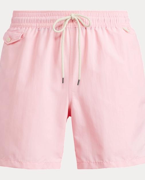 c6706c3b57 5¾-Inch Traveler Swim Trunk | Swim Trunks Shorts & Swimwear | Ralph ...