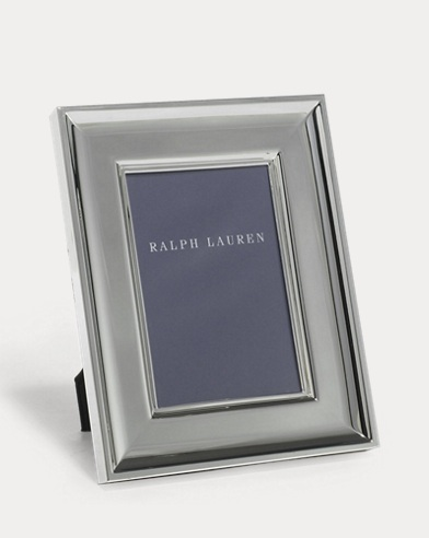 Cove Silver-Plated Brass Frame
