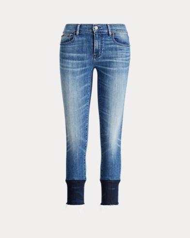 Skinny-Jeans Tompkinsin 3/4-Länge