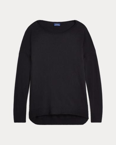 Fine-Gauge Crewneck Sweater