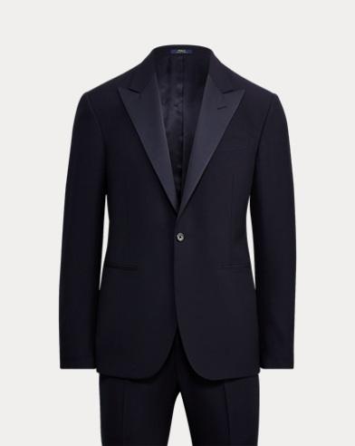 Polo Wool Barathea Tuxedo