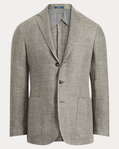 Morgan Twill Suit Jacket