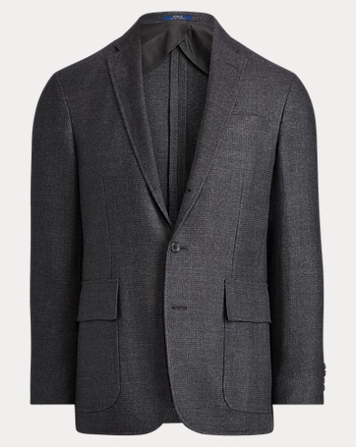 Morgan Tick-Weave Sport Coat