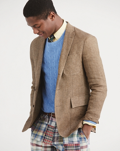 Morgan Basket-Weave Jacket
