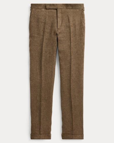 Polo Basket-Weave Suit Trouser