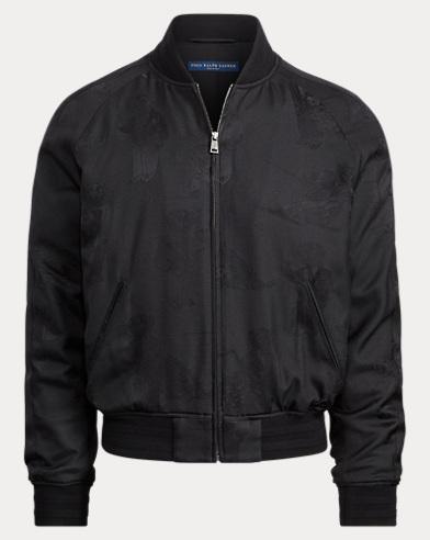 Polo Bear Bomber Jacket