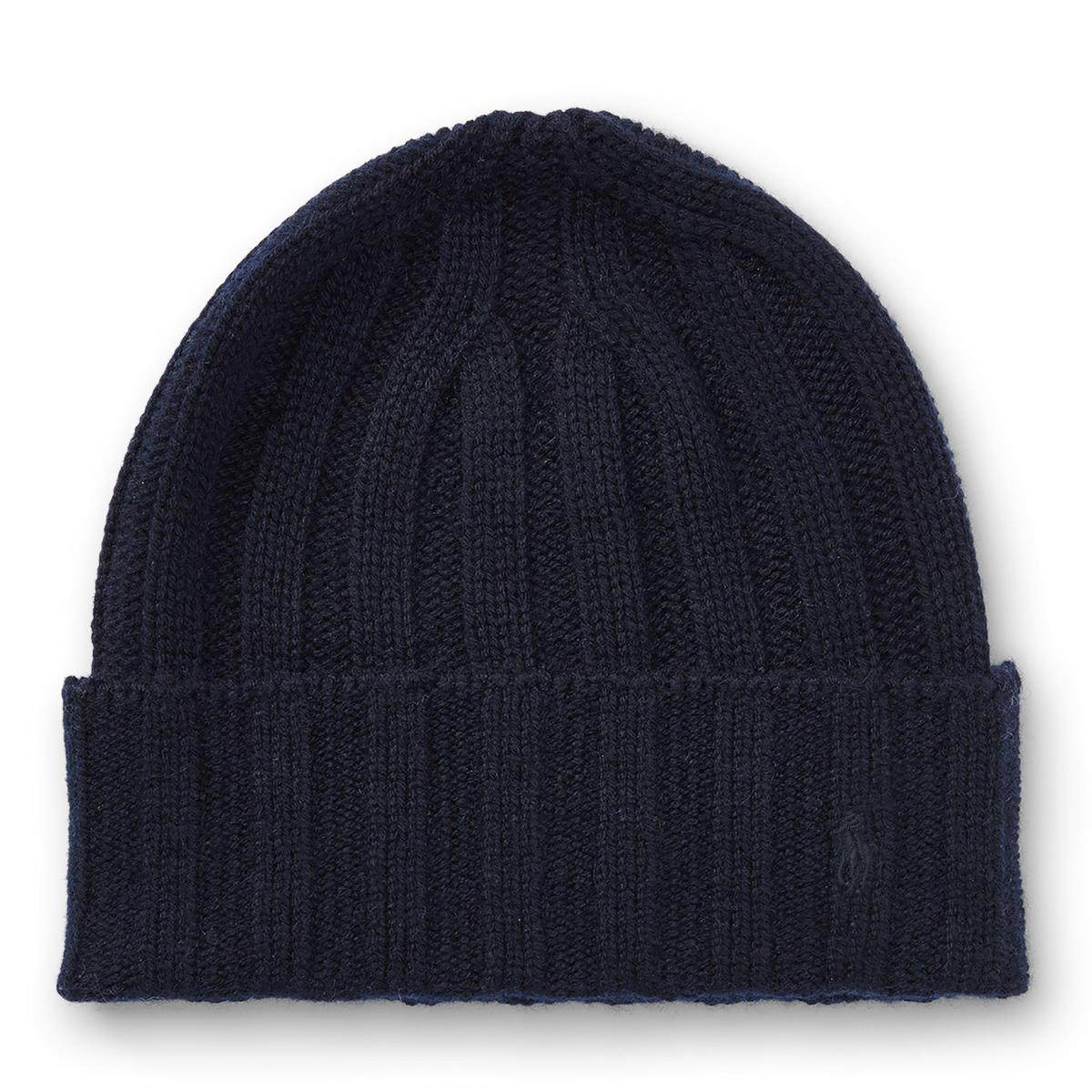 d365576765d Wide-Rib Cashmere-Wool Cap