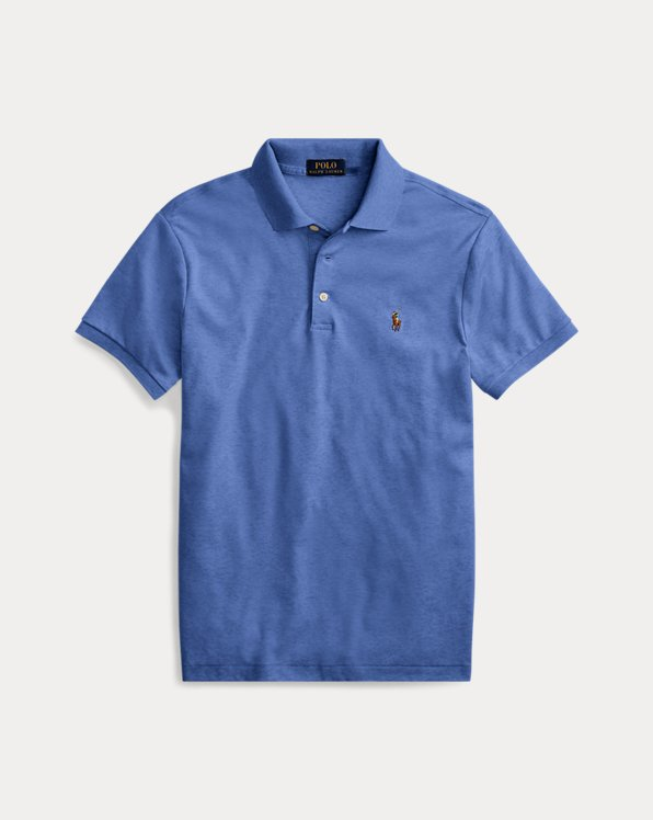 Weiches Slim-Fit Polohemd