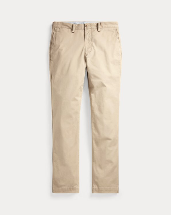 Straight-Fit Stretch-Chino