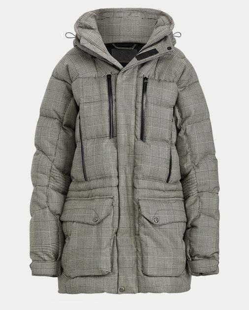5ce1073e10 Expedition Glen Plaid Parka | Quilted Jackets & Vests Coats ...