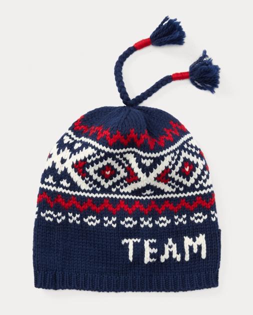 5c1ebad868a Polo Ralph Lauren Team USA Closing Ceremony Hat 3