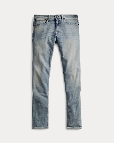 Faded Stretch Skinny Jean
