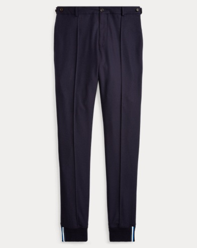 Tapered Fit Merino Jogger