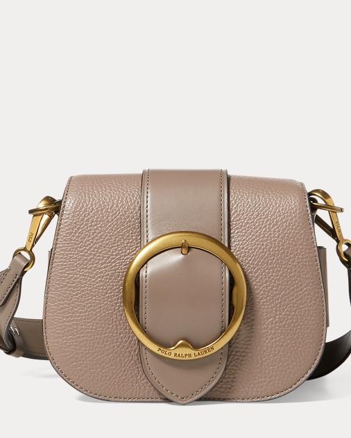 42ccf38bbc1f Pebbled Leather Lennox Bag