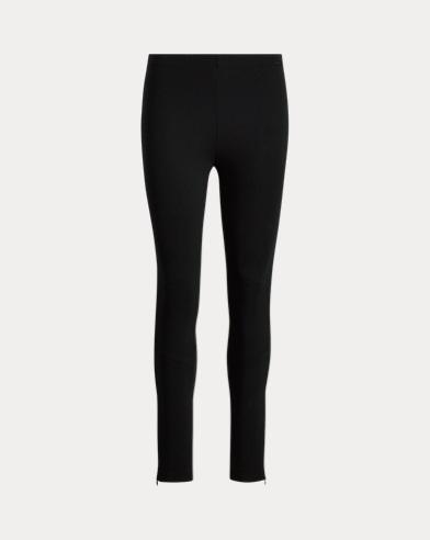 Stretch Ponte Skinny Trouser