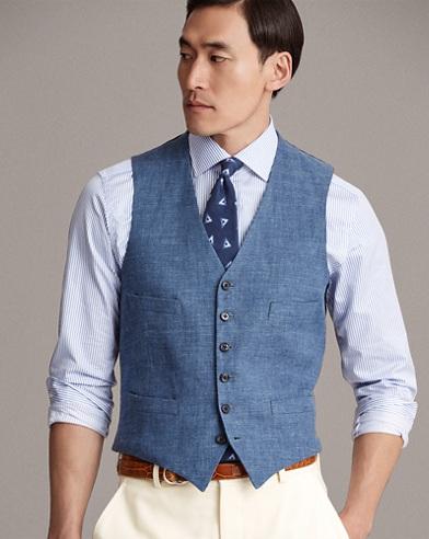 Striped Twill Shirt