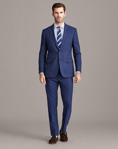 Lightweight Wool Suit